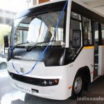 Ashok Leyland MiTR front three quarter profile