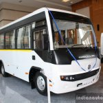 Ashok Leyland MiTR front three quarter right