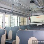 Ashok Leyland MiTR passenger seats
