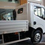Ashok Leyland Partner cabin and loading bay