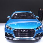 Audi Allroad Shooting Brake Concept at 2014 NAIAS front 2
