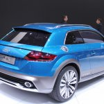 Audi Allroad Shooting Brake Concept at 2014 NAIAS rear quarter