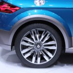 Audi Allroad Shooting Brake Concept at 2014 NAIAS wheel