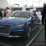 Audi Allroad Shooting Brake Concept at the 2014 Goodwood Festival of Speed front three quarters