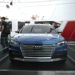 Audi Allroad Shooting Brake Concept front at the 2014 Goodwood Festival of Speed
