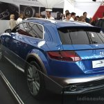 Audi Allroad Shooting Brake Concept rear three quarters at the 2014 Goodwood Festival of Speed