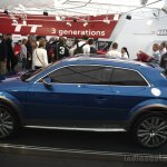 Audi Allroad Shooting Brake Concept side at the 2014 Goodwood Festival of Speed