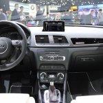 Audi Q3 dashboard at NAIAS 2014