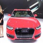 'Audi Q3 front at NAIAS 2014