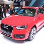 Audi Q3 front three quarter' at NAIAS 2014