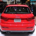 Audi Q3 rear at NAIAS 2014