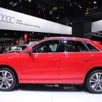 Audi Q3 side at NAIAS 2014