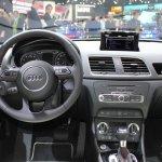 Audi Q3 steering at NAIAS 2014