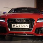Audi RS 7 India Launch images front fascia