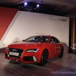 Audi RS 7 India Launch images front quarter