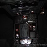 Audi RS 7 India Launch images gear lever
