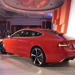 Audi RS 7 India Launch images rear quarter