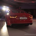 Audi RS 7 India Launch images rear
