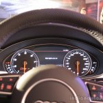Audi RS 7 India Launch images speedo
