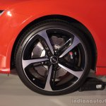Audi RS 7 India Launch images wheel
