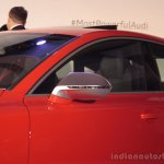 Audi RS 7 India Launch images wing mirror