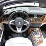 BMW Z4 Pure Fusion Design cockpit at NAIAS 2014