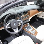 BMW Z4 Pure Fusion Design dashboard at NAIAS 2014