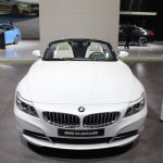 BMW Z4 Pure Fusion Design front at NAIAS 2014