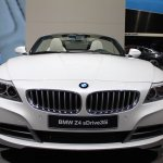 BMW Z4 Pure Fusion Design front fascia at NAIAS 2014