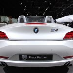 BMW Z4 Pure Fusion Design rear fascia at NAIAS 2014