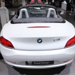 BMW Z4 Pure Fusion Design rear view at NAIAS 2014
