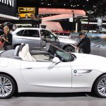BMW Z4 Pure Fusion Design side view at NAIAS 2014