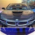 BMW i8 front at NAIAS 2014