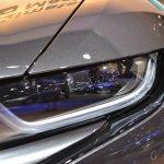 BMW i8 headlamp at NAIAS 2014