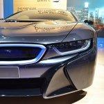 BMW i8 nose at NAIAS 2014