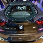 BMW i8 rear at NAIAS 2014