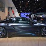 BMW i8 side at NAIAS 2014