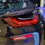 BMW i8 taillight at NAIAS 2014