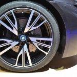 BMW i8 wheel at NAIAS 2014