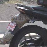 Bajaj Pulsar 150 NS taillight spyshot