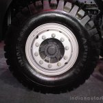 BharatBenz 3128 wheel detail