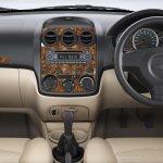 Chevrolet Enjoy Limited Edition dashboard