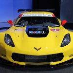 Corvette C7.R front at NAIAS 2014