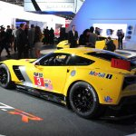 Corvette C7.R rear three quarter at NAIAS 2014