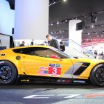 Corvette C7.R side profile at NAIAS 2014