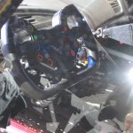 Corvette C7.R steering at NAIAS 2014