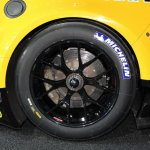 Corvette C7.R wheel design at NAIAS 2014