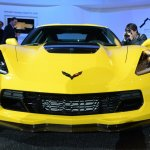 Corvette Z06 front at NAIAS 2014