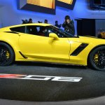 Corvette Z06 side at NAIAS 2014