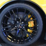 Corvette Z06 wheel at NAIAS 2014
